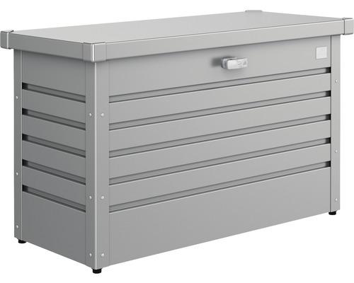 Auflagenbox biohort FreizeitBox 100, 101 x 46 x 61 cm, quarzgrau-metallic