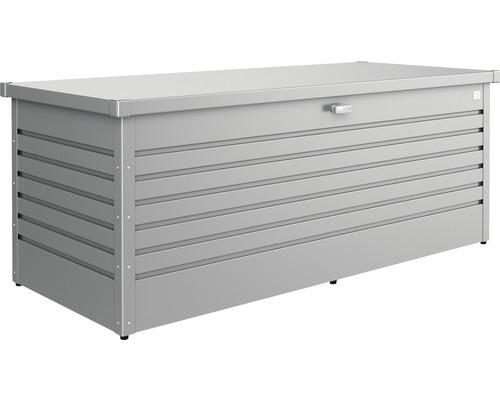 Auflagenbox biohort FreizeitBox 180, 181 x 79 x 71 cm, quarzgrau-metallic
