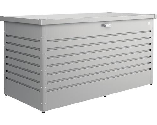 Auflagenbox biohort FreizeitBox 160, 160 x 79 x 83 cm, quarzgrau-metallic