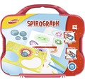 Kreativset Spirograph 12-teilig im Koffer