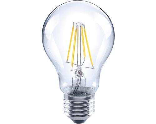 FLAIR LED Lampe E27/6W(60W) A60 Filament klar 810 lm 2700 K warmweiß