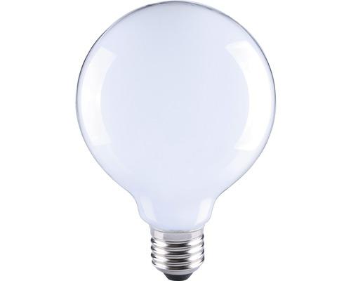 FLAIR LED Globelampe E27/6W(55W) G95 Filament matt 730 lm 2700 K warmweiß