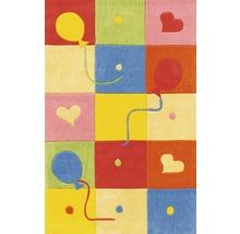 Kinderteppich Balloon Karo 80x150 cm