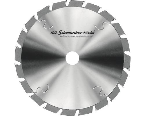 Kreissägeblatt Hartmetall Schumacher 315x3,2x30 mm Z 20 Nagelsicher