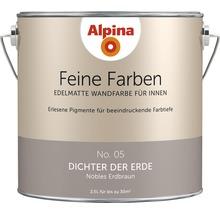 Alpina Wandfarbe Feine Farben Dichter der Erde 2,5 l