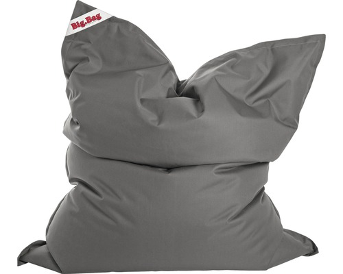 Sitzkissen Sitting Point Sitzsack Bigbag Brava anthrazit 170x130x20 cm