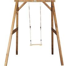 Einzelschaukel axi Swing Holz braun