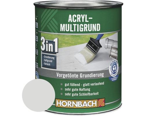 Acryl Multigrund grau 2 l