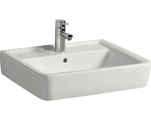Keramag / GEBERIT Aufsatzwaschbecken Renova Plan 60 cm weiß 225160000