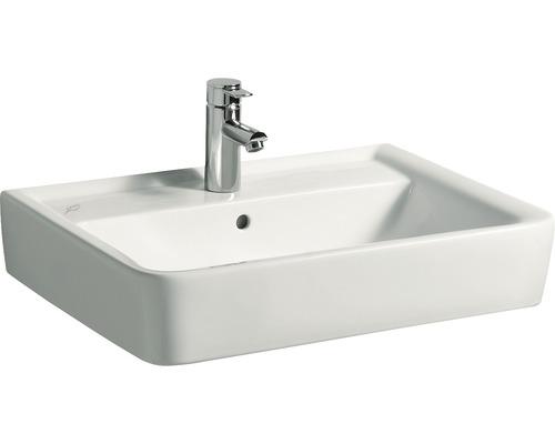 Keramag / GEBERIT Aufsatzwaschbecken Renova Plan 65 cm weiß 225165000
