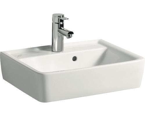 Keramag / GEBERIT Aufsatzwaschbecken Renova Plan 50 cm weiß 275150000