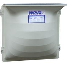 Kellerlichtschacht Wolfa 81x66x43 cm ohne Rost