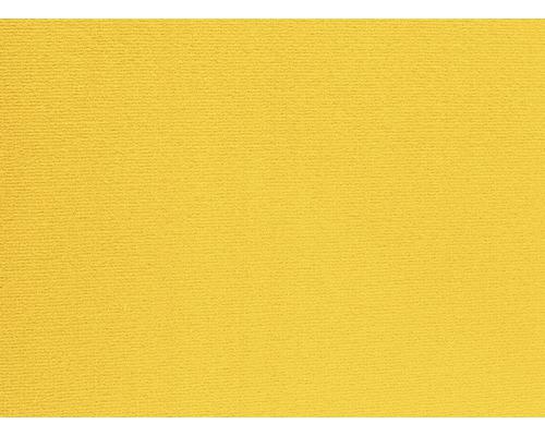 Teppichboden Velours Verona Farbe 150 gelb 400 cm breit (Meterware)