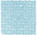 Duscheinlage Spirelle Riverstone Clear Blue 54 x 54 cm