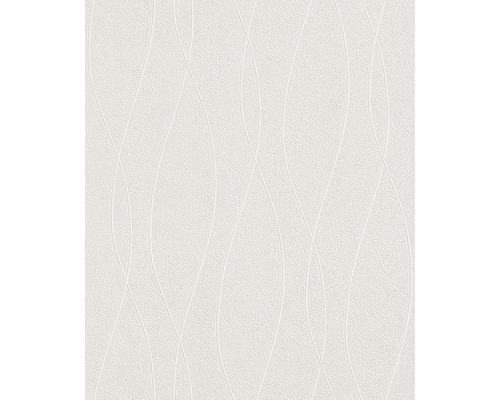Vliestapete 142501 Wallton Streifen weiß