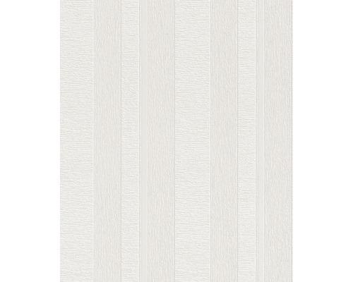 Vliestapete 142402 Wallton Streifen weiß