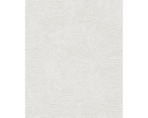 Vliestapete 125207 Wallton Uni weiß