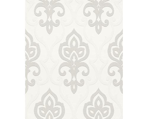 Vliestapete 343106 Wallton Ornament weiß