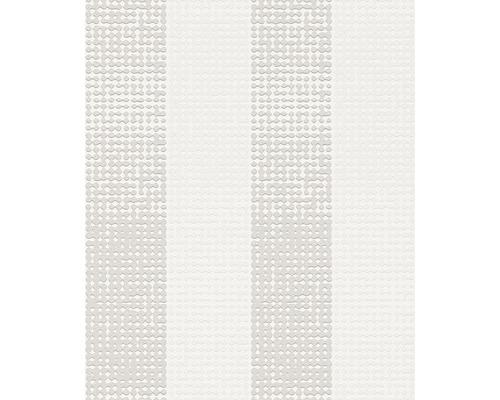 Vliestapete 342505 Wallton Streifen weiß