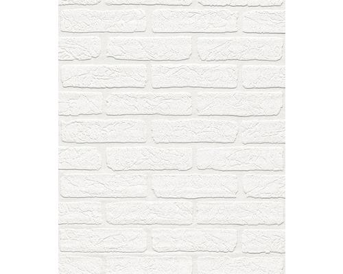 Vliestapete 150100 Wallton Stein-Optik weiß