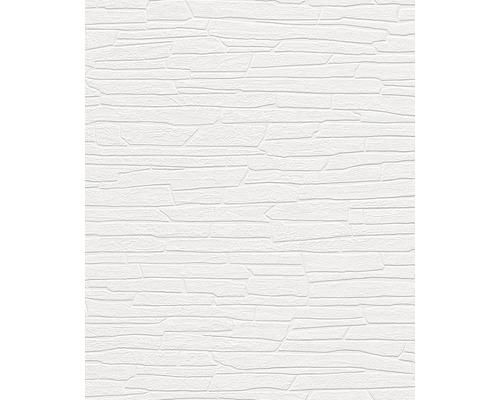 Vliestapete 150001 Wallton Stein-Optik weiß
