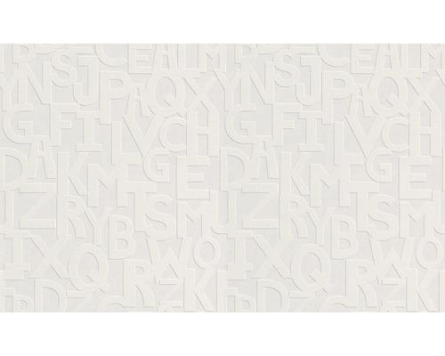 Vliestapete 143515 Wallton Sprüche weiß