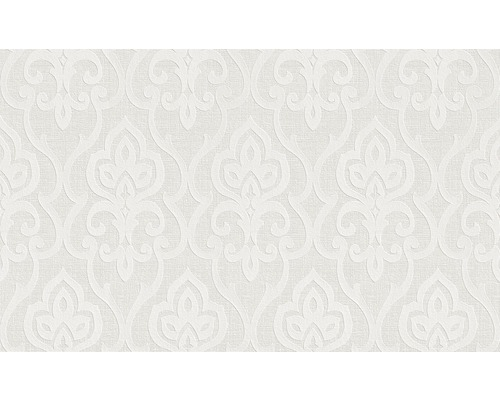 Vliestapete 142617 Wallton Ornament weiß