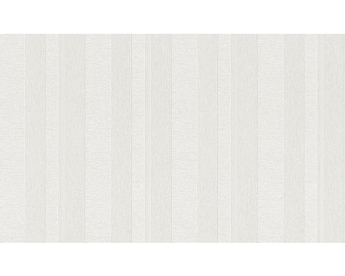 Vliestapete 142419 Wallton Streifen weiß