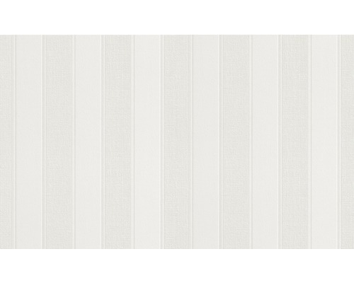 Vliestapete 141818 Wallton Streifen weiß