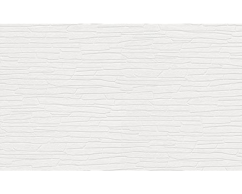 Vliestapete 150018 Wallton Stein-Optik weiß