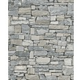Vliestapete 859102 Modern Surfaces Steine grau