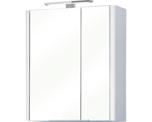 Spiegelschrank pelipal Triest 60cm weiß glanz 045.606035 IP 44 (fremdkörper- und spritzwassergeschützt)