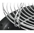 Tenneker® Holzkohlegrill Schwenkgrill TC Swing II Ø 50 cm mit Aschebehälter schwarz