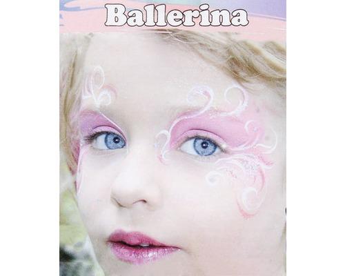 Kreativset Aqua Profi Make-up Ballerina