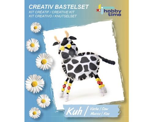 Kreativset Kuh weiß-schwarz