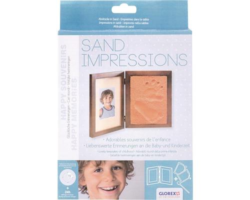 Kreativset Sand Impressions