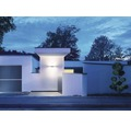 Steinel LED Außenleuchte 12,5W 858 lm 3000 K warmweiß 88x230 mm L810 iHF Up-/Downlight anthrazit