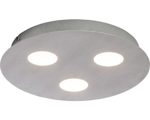 LED Deckenleuchte 3x5W 3x500 lm 3000 K warmweiß Ø 300 mm Formit chrom