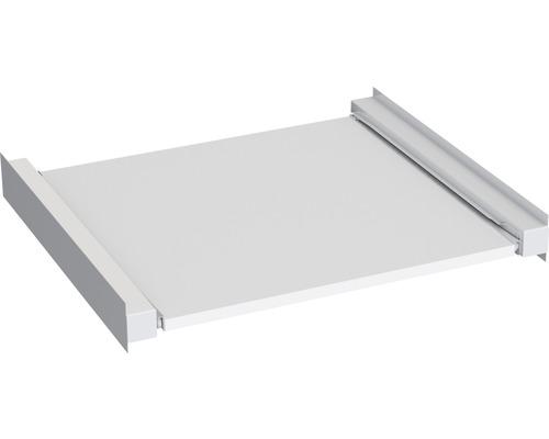 Zwischenboden für Waschmaschine und Trockner weiß