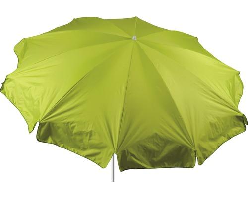 Sonnenschirm rund Ø 240 cm, hellgrün