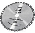 Kreissägeblatt Ø 180x20 mm Holzmann MKS180SB