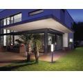 Steinel LED Sensor Wegeleuchte 8,6W 812 lm 3000 K warmweiß H 1038 mm GL60 edelstahl