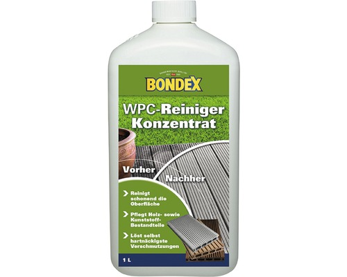 BONDEX WPC Reiniger 1 l