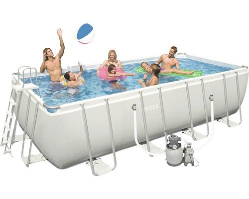 Aufstellpool-Set Frame Pool 549 x 274 x 132cm 17202 Liter