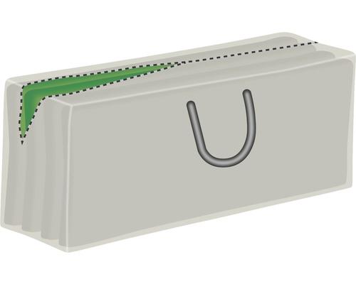 Schutzhülle für Auflagen 32x130x50 cm