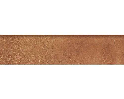 Sockelfliese Rustic cotto 8x33,15 cm