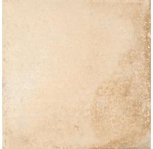 Feinsteinzeug Wand- und Bodenfliese Rustic Crema 33,15 x 33,15 cm
