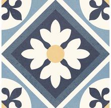 Feinsteinzeug Wand- und Bodenfliese Heritage taco mi x 16,5 x 16,5 cm
