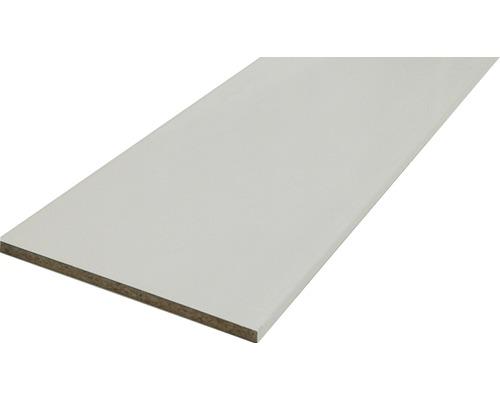 Möbelbauplatte weiß strukturiert 18x250x2500 mm