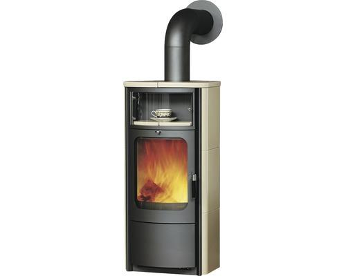 Kaminofen Hark Opera-B Keramik creme 5 kW